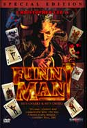 Funnyman DVD Cover